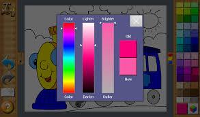 Kea Coloring Book Screenshot