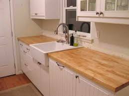 Linoleum Kitchen Countertops Wood Ideas For With Regard To Decor Painting Laminate