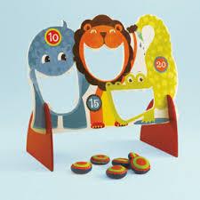 Kids Games Jungle Theme Bean Bag Toss Game