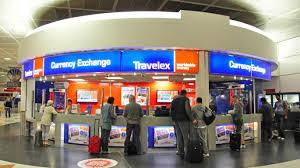 bureau de change travelex avoid the bureaux de shortchange the times