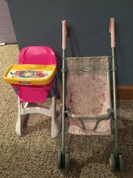 Find More Baby Doll Stroller & High Chair For Sale At Up To 90% Off Graco High Chaircar Seat For Doll In Great Yarmouth Norfolk Gumtree 16 Best High Chairs 2018 Just Like Mom Room Full Of Fundoll Highchair Stroller Amazoncom Duodiner Lx Baby Chair Metropolis Dolls Cot Swing Chairhigh Chair And Buggy Set Great Cdition Shop Flat Fold Doll Free Shipping On Orders Over Deluxe Playset Walmartcom Swing N Snack On Onbuy 2 In 1 Hot Pink Amazoncouk Toys Games