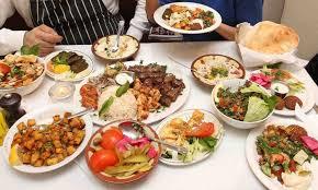 cuisine du monde lyon spécialités libanaises pour 2 ou 4 du monde ailleurs groupon