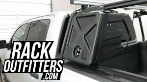 Leitner Gear Pods For Leitner ACTIVE CARGO SYSTEM Truck Racks - YouTube