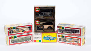 100 50 Cars And Trucks YONEZAWA TOYS Group Of Model And Including 1932 Datsun