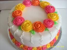 Easy cake decorating flowers