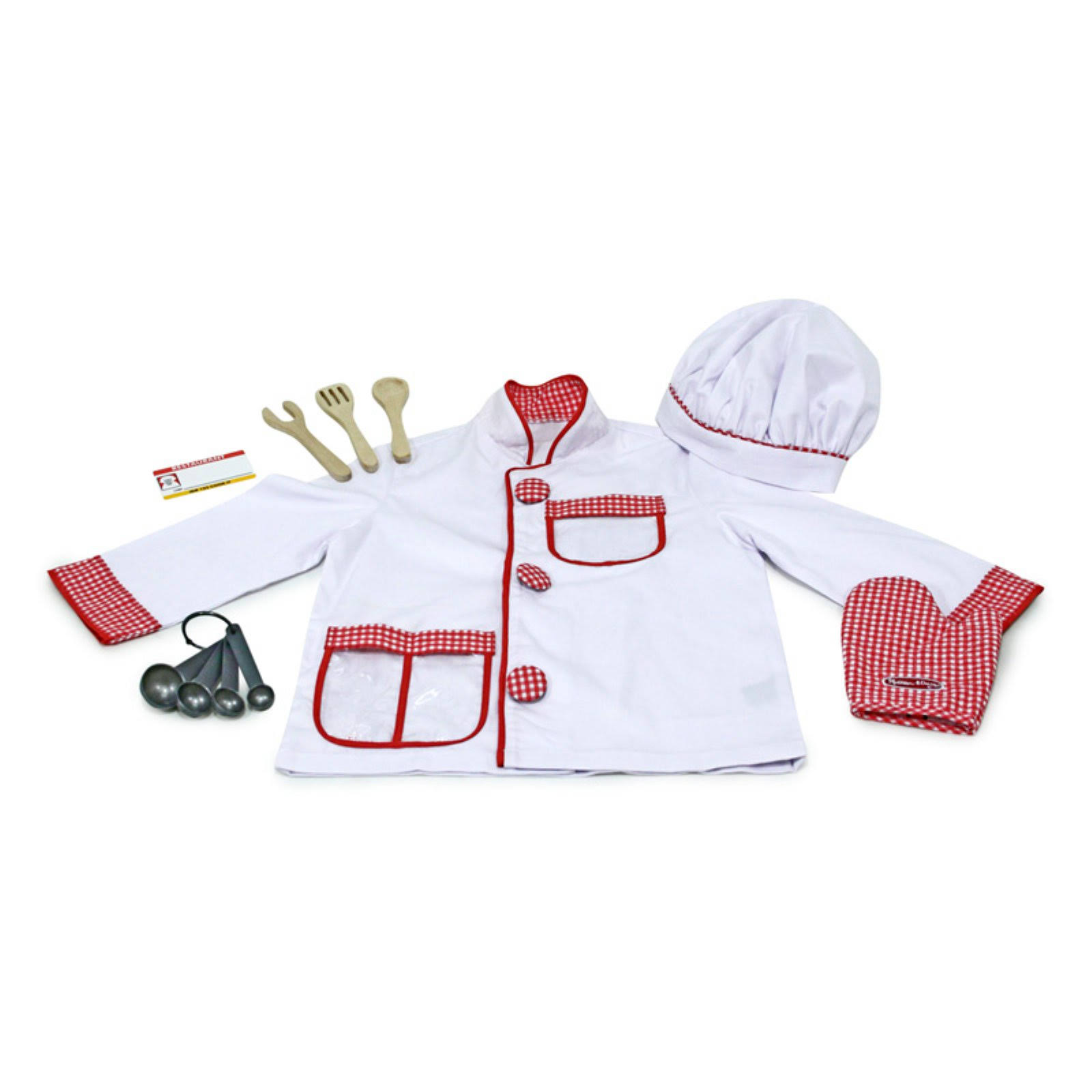Melissa & Doug Role Play Costume Set Chef