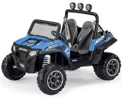 peg perego polaris ranger rzr 900 12v jeep blue