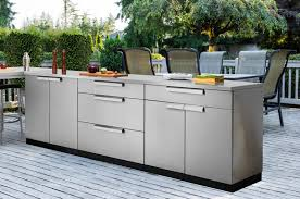 Stainless Outdoor Kitchen Cabinets