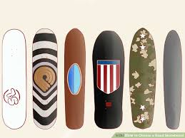 Tech Deck Penny Board by How To Choose A Good Skateboard 2 Steps With Pictures Wikihow