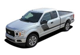 100 Semi Truck Decals SPEEDWAY Ford F150 Stripes Special Edition Lead Foot
