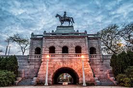 Ulysses S Grant Memorial Statue