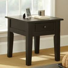 Walmart Larkin Sofa Table by Larkin End Table By Ameriwood Multiple Finishes Black