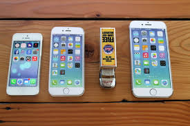 iPhone 6 Plus size parison Here s how big it is