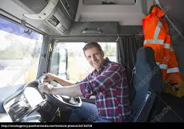 100 Truck Driver Pictures Stock Image 24156730 Driver In Cab Of Semi Truck