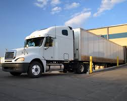 100 Truck Tractor Semi Trailer At Loading Dock Sageplan Technology