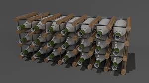 3D Modular Wine Rack — Home Ideas Collection The Modular Wine