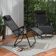 Freeport Park Maci Reclining Zero Gravity Chair & Reviews   Wayfair.ca Anti Gravity Lounge Chairs Amazon Best Home Chair Decoration Garden Lounger Wido Saan Bibili Zero Recliner Outdoor Beach Patio Folding Sun Smart Living 2in1 Zero Gravity Lounger In B31 Birmingham For Pool Yard Top 10 Review 2019 Green Timber Ridge 2pcs Portable Rocking Recling Arm Rest Choice Products 2person Double Wide