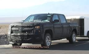 100 Chevy Truck 2014 Chevrolet Silverado GMC Sierra Spy Photos 8211 News 8211