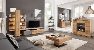 wohnzimmer interliving aus holz bei möbel wallach in