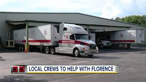 100 Salvation Army Truck In Florida Mobilizing Relief Efforts Ahead Of