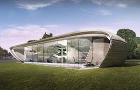 100 Home Designing Reinventing The Home The Worlds First Freeform 3D