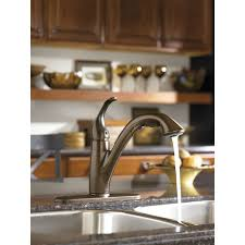 Moen 90 Degree Faucet Kitchen by Moen 7545 Camerist 1 Handle Kitchen Faucet With Pullout Spout
