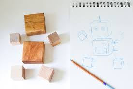diy wooden robot buddy easy project for kids