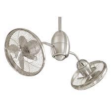 minka aire gyrette ceiling fan 36 gyro fan f302 bn modern fan