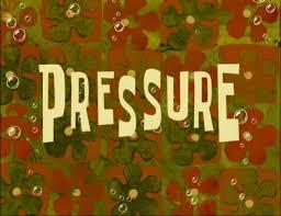 That Sinking Feeling Spongebob Transcript by Pressure Transcript Encyclopedia Spongebobia Fandom Powered