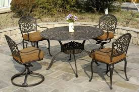Hanamint - Tuscany Dining Sets - Round Table Set Alinum Alloy Outdoor Portable Camping Pnic Bbq Folding Table Chair Stool Set Cast Cats002 Rectangular Temper Glass Buy Tableoutdoor Tablealinum Product On Alibacom 235 Square Metal With 2 Black Slat Stack Chairs Table Set From Chairs Carousell Best Choice Products Patio Bistro W Attached Ice Bucket Copper Finish Chelsea Oval Ding Of 7 Details About Largo 5 Piece Us 3544 35 Offoutdoor Foldable Fishing 4 Glenn Teak Wood Extendable And Bk418 420 Cafe And Restaurant Chairrestaurant