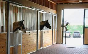 Use Barn Fans For Healthy Air - Expert Advice On Horse Care And ... Priefert Can Customize Your Stalls Barns Barrel Racing Volunteer Building Systems Robert Henard Horse Barn Pine Creek Cstruction Llc Contractors Mulligans Run Farm Free Images Page 3 Stalls Materials From Ab Martin Budget Interior Barn Ideanot The Gate For A Stall Door Though Horse Amish Sheds Bob Foote Homemade Box Made With 2 X 8s And 4 4s Horsey Homes Santa Ynez Dc Builders Stall Grills Doors How To Build
