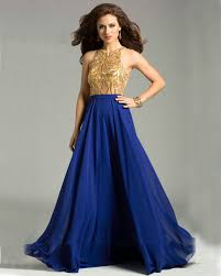 royal blue and gold prom dresses holiday dresses