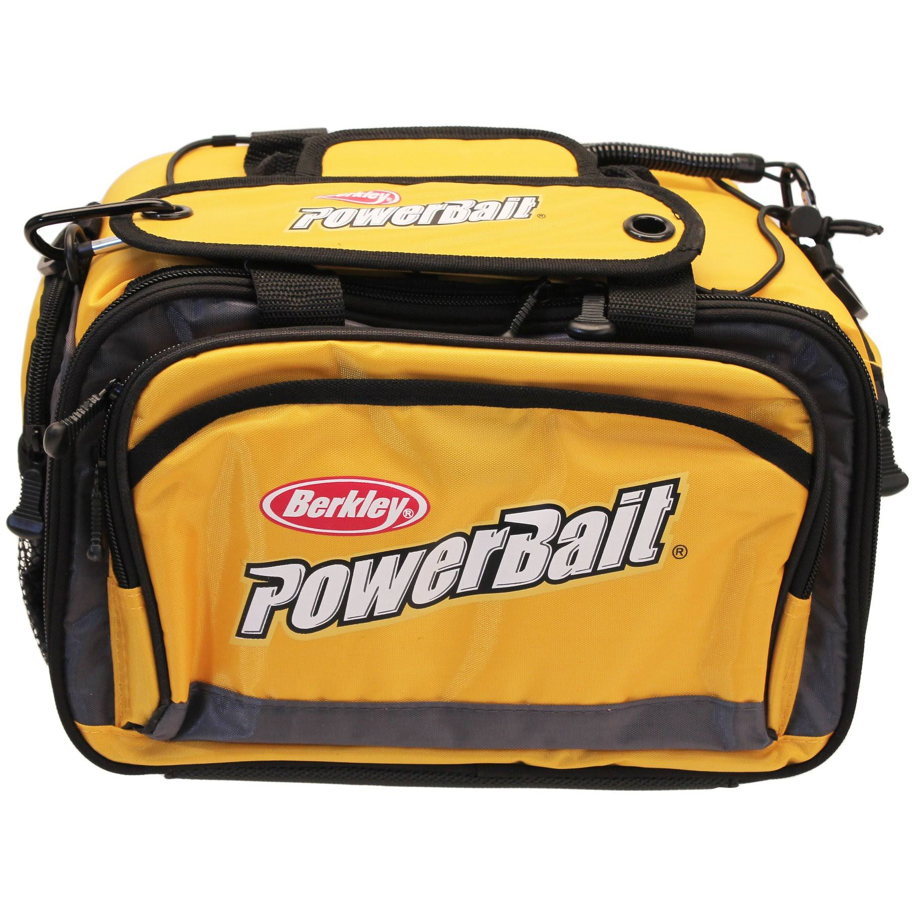 Berkley Power Bait Tackle Bag - Yellow, Medium