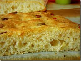 la focaccia italienne au romarin et olives le cuisine de samar