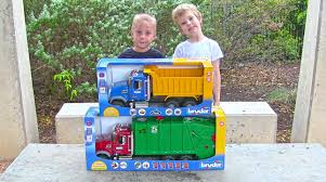 Toy Truck Videos For Children - Toy Bruder Mack Garbage Truck And ... Garbage Truck Videos For Children L Playing With Bruder And Tonka Toy Truck Videos For Bruder Mack Garbage Recycling Unboxing Song Kids Alphabet Learning Youtube Garbage Truck Kids Videos Learn Transport Toy Video Green Articles Info Etc Pinterest Surprise Unboxing Quad Copter At The Cstruction