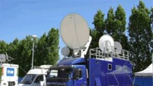 Megahertz To Show Satellite Truck Used At Summer Olympics - TvTechnology White 10 Ton Sallite Truck 1997 Picture Cars West Pssi Global Services Achieves Record Multiphsallite Cool Vector News Van Folded Unfolded Stock Royalty Free Uplink Production Trucks Hurst Youtube Cnn Charleston South Carolina Editorial Glyph Icon Filecnn Philippines Ob Van News Gathering Sallite Truck Salcedo On Round Button Art Getty Our Is Providing A Makeshift Control Room For Our Live Tv Usa Photo 86615394 Alamy