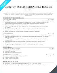 Professional Profile For Resume Good Design Examples Template Business Career