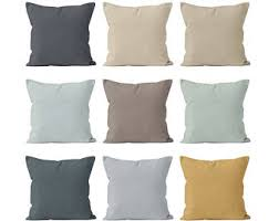 Modern Farmhouse Pillow Covers Set Mix And Match Rustic Chic Style Decor Throw