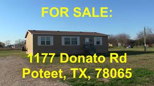 100 Houses For Sale In Poteet Texas HUD Homes HUD King Tours 1177 Donato Rd