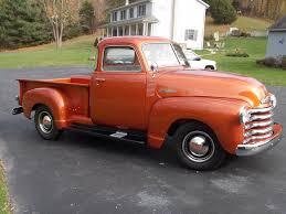 1951 Chevrolet Pickup 3100 |
