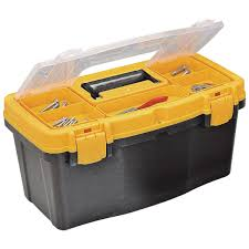 100 Plastic Truck Toolbox 19 With Top Compartment