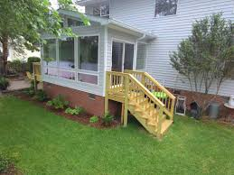 The Farmers Shed Lexington Sc by Custom Decks Porches Patios Sunrooms And More Archadeck Of