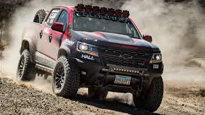2017 Chevrolet Colorado ZR2 To Prove Itself In