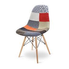 chaise a bascule eames chaise bascule eames 2 chaise eames dsw patchwork popfurniture