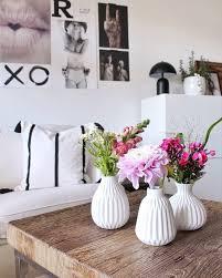kleines vasen set esko aus porzellan 3 tlg westwingnow