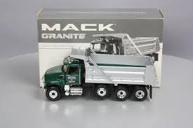 100 First Gear Garbage Truck Buy 193243 Weldon Materials Mack Granite HeavyDuty Dump