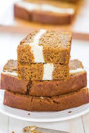 Libbys Pumpkin Muffins Cake Mix by Cream Cheese Filled Pumpkin Bread Averie Cooks