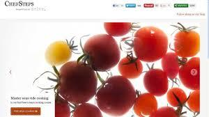 cours de cuisine gratuit en ligne modernist cuisine des anciens lancent chefsteps site de cours de