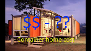 100 Cheap Container Shipping Home Cost To Build Or Expensive Under 100K 50K Or Less
