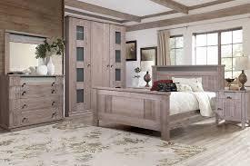 dominique modernes schlafzimmer set im landhausstil massivholz kiefer grau rosa